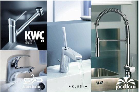 高品質なブランド水栓金具をリースナブル価格でご提供!