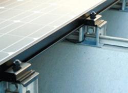 【第5回 太陽光発電システム施工展】屋根に穴を開けないソーラー金具 HPリニューアル