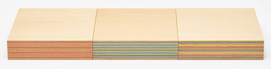 ≪Paper-Wood / ペーパーウッド≫美しく、まったく新しい合板です。