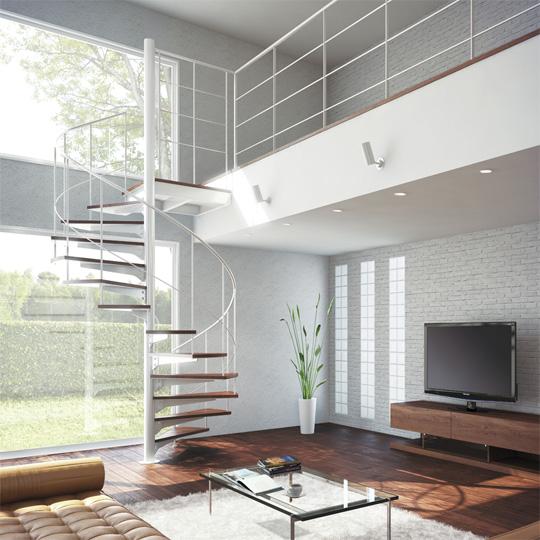 YOKOMORIが提案する住宅用インテリア階段