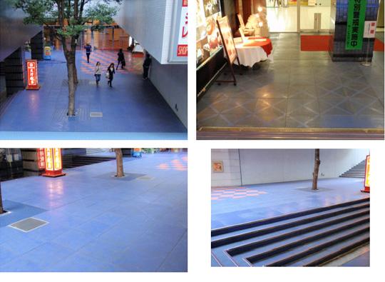 床用ノンスリップ表面保護仕上材ホゴコンエースのご紹介