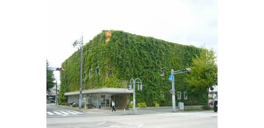 確かな技術とデータに裏打ちされた環境緑化