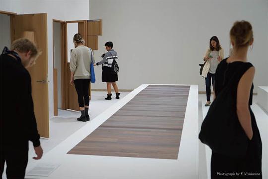 nendo x WOODTEC 「LiveNaturalプレミアム」の新デザインを、ミラノサローネで発表! 展示会