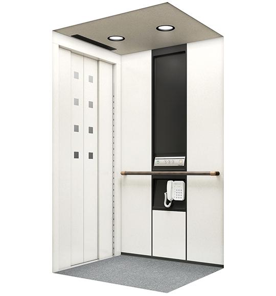 1カ月わずか約400円※電気代の個人住宅用ホームエレベーター
