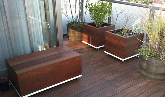 庭やバルコニーをワンランク上の憩いの空間に 製品紹介