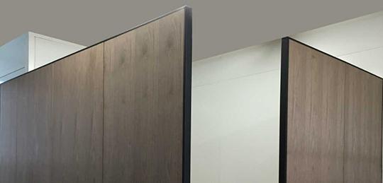 木製ローパーティション「Regra」