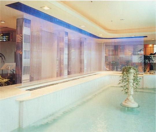 空気清浄効果のある室内装飾装置
