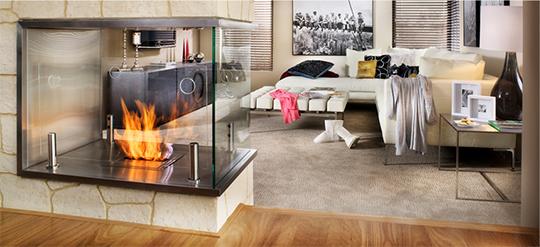 バイオエタノール暖炉のトップブランド
