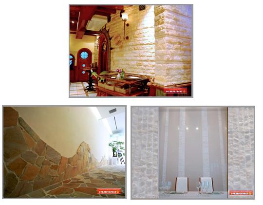 高品質な石材でオリジナルの空間を実現