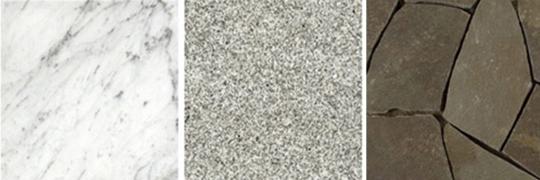 建築用石材全般を取り扱うドリーム壁材株式会社の、重厚かつ高級感溢れる石材