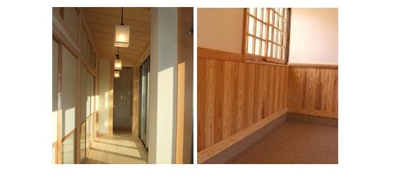 和室天井中心に一流の建材・木材製品を取り揃えています