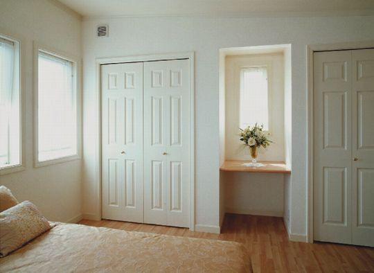 人の健康にやさしいBLCの木材ドア
