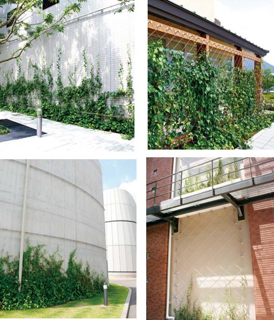 壁面緑化製品「CADデータ」がすぐダウンロード可能です! HPリニューアル