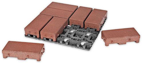 コンクリートに代わるリサイクル素材の合成建材