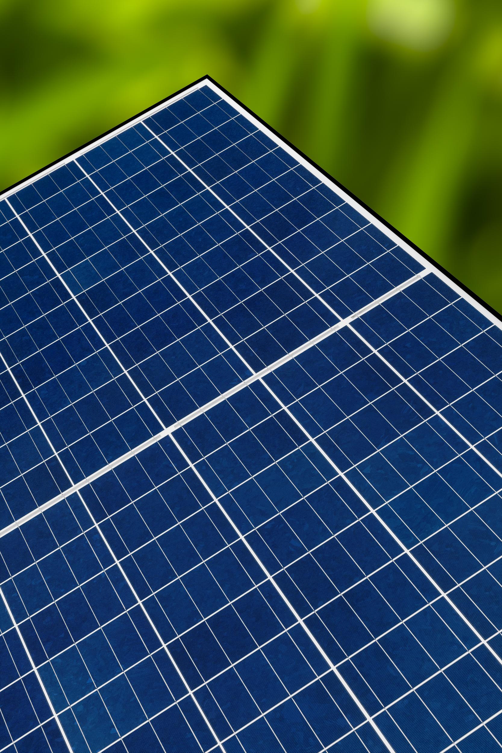 太陽電池部門IntersolarAwardを受賞したRECツインピークシリーズ