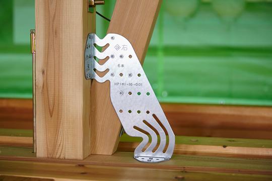 「木造筋かい用接合金物【ブレスターZ600】」をご紹介いたします。