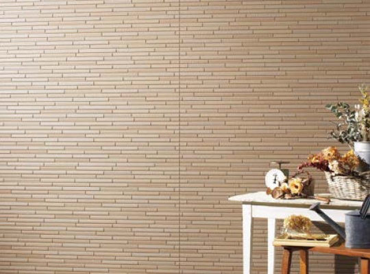 シーリングレスの新四辺合じゃくり工法 窯業系外装材「ガーディナルSmart」シリーズ発売  新製品