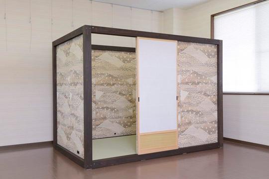設置するだけでお部屋を和空間にグレードアップ!