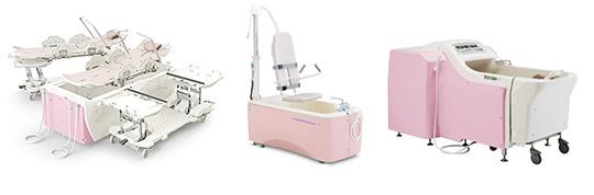 オージー技研の介護入浴装置を展示します!