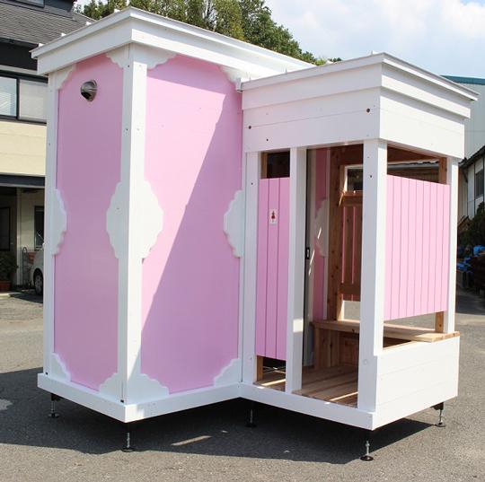国土交通省標準仕様〝建設現場快適トイレ〟「コンラット」販売・リース始めました!