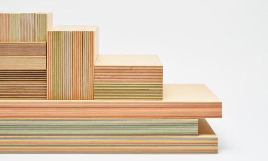 唯一無二のオリジナル合板『Paper-Wood(ペーパーウッド)』