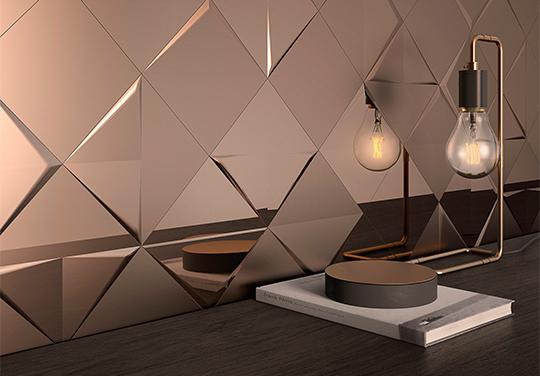 空間装飾に新たな可能性を創造する「装飾タイル」に新たなラインナップが追加! 新製品