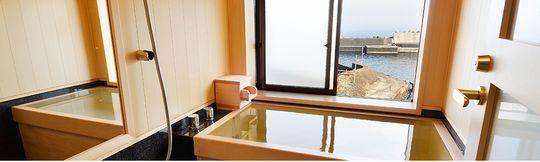様々なご要望にお応えする和テイストの檜風呂