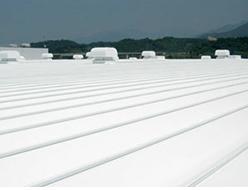 コストダウンと環境対策のふたつを実現できる遮熱塗料【ミラクール】