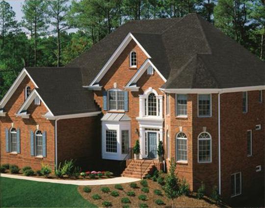 耐震設計に有利な軽量屋根材「オークリッジスーパー」