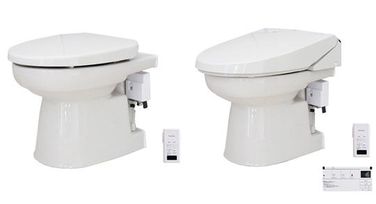 【簡易水洗初!】フルオート・オート 簡易水洗トイレのご紹介です!