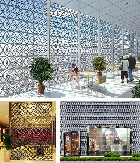 【アルシェード】アルミ材で創る建築外装のあらたなご提案