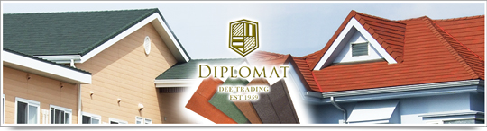 外壁としても使える唯一の美しい屋根材『ディプロマット』