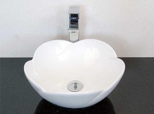 スタイリッシュに仕上げる北海道トレーディングサービスの洗面ボウル 製品紹介