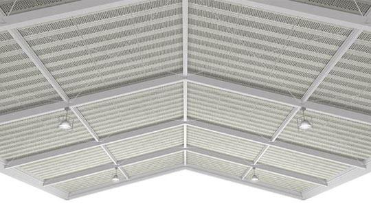 元旦ビューティ工業「天井落下防止工法」をご紹介します。
