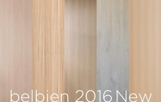 空間に「上質」という表情を与える「ベルビアン」の新柄 製品紹介