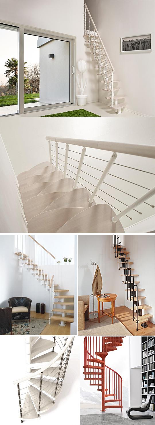 お客様のスタイルに合わせたカスタムメイドの階段をご提供 製品紹介