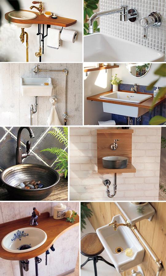 「住まいの心地を工夫する」イブキクラフトの洗面ユニット 製品紹介