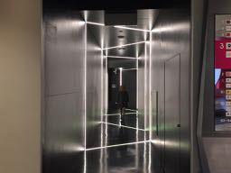 「光の回廊」大阪アメリカ村ビッグステップ