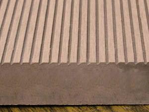 【人工木材の専門店アートウッド】リブ付無垢デッキ材 イーデッキ 製品紹介