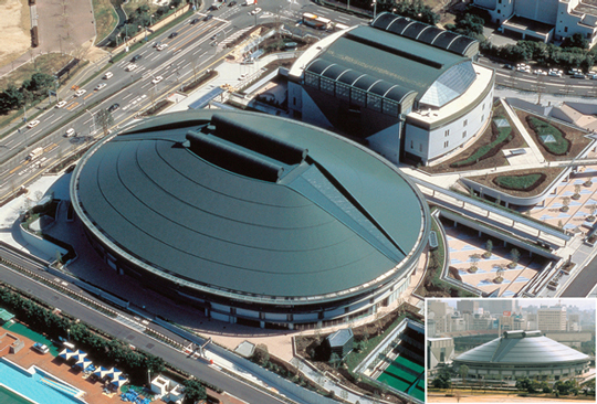 建築家の創造力を広げるフレキシブルな屋根材『美段』