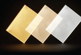 色温度が調整可能なLED導光板『ルミシート2in1』
