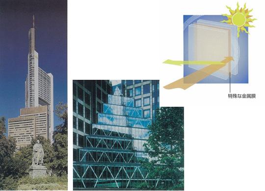 低放射ガラス「PLANITHERM(プラニターム)」のご紹介。
