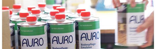 創業35年!自然塗料のパイオニア「AURO(アウロ)」が選ばれる理由。