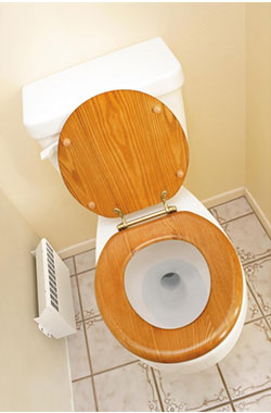 あったかトイレ暖房機「ぽかりん」で冷え切ったトイレに快適空間を!
