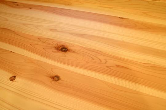 防腐・防カビ剤不使用の健康国産木材【くんえん乾燥木材】