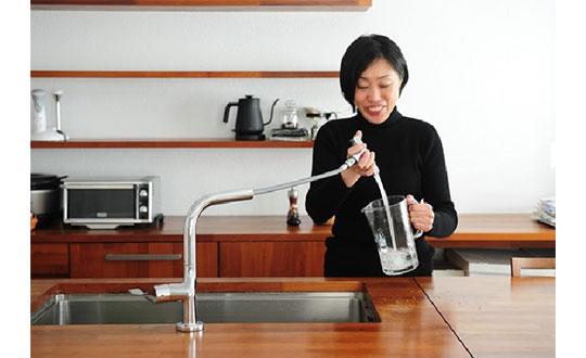 ハンスグローエジャパンのキッチン水栓が選ばれている理由。