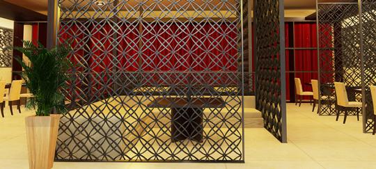 ヨーロッパ伝統のロートアイアン技術を継承する小松物産 製品紹介