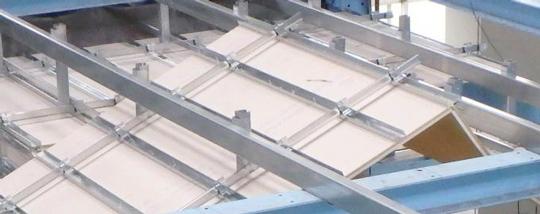 準構造化天井を実現する専用天井下地【SZG】