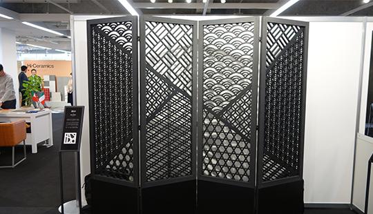 内装用デザインパネル「ディンプルシェード」の3つの特徴とは…