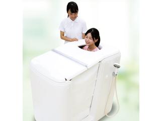 「美浴 Viami®シリーズ」介護用コンパクトシャワー入浴装置【シャワーオール】